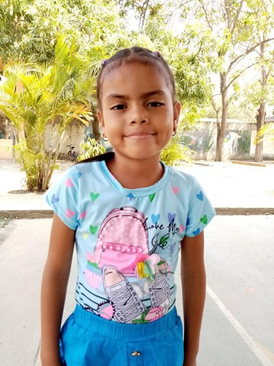 Help Isis Giselle by becoming a child sponsor. Sponsoring a child is a rewarding and heartwarming experience.