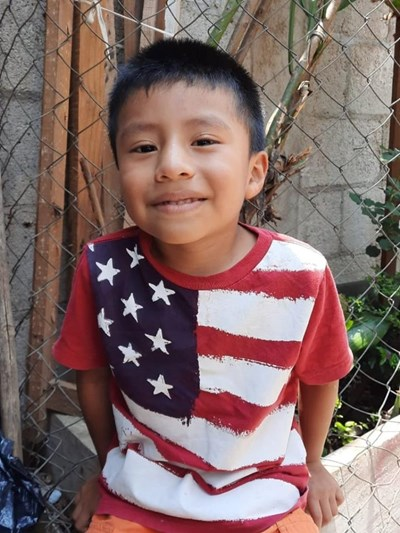 Help Mario Isaias by becoming a child sponsor. Sponsoring a child is a rewarding and heartwarming experience.