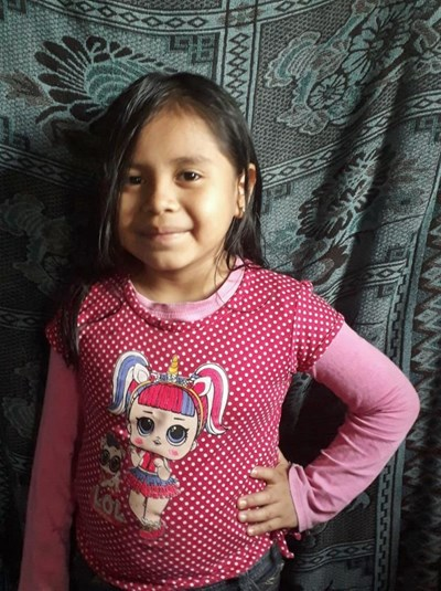 Help Idania Esmeralda by becoming a child sponsor. Sponsoring a child is a rewarding and heartwarming experience.