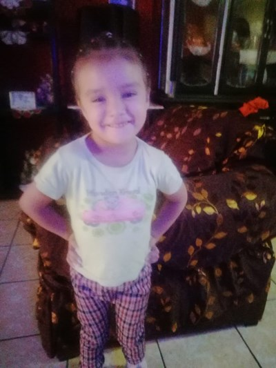 Help Leslie Denisse by becoming a child sponsor. Sponsoring a child is a rewarding and heartwarming experience.
