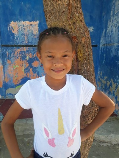 Help Ana Karina by becoming a child sponsor. Sponsoring a child is a rewarding and heartwarming experience.