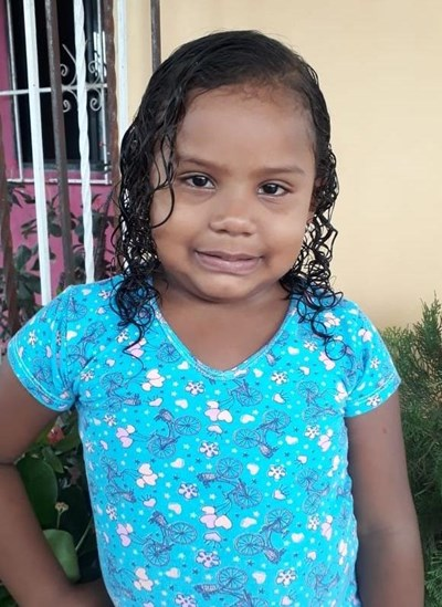 Help Briany Paola by becoming a child sponsor. Sponsoring a child is a rewarding and heartwarming experience.