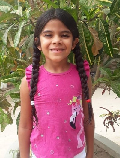 Help Mairin Vannessa by becoming a child sponsor. Sponsoring a child is a rewarding and heartwarming experience.