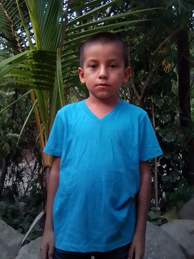 Help Jose Fidel by becoming a child sponsor. Sponsoring a child is a rewarding and heartwarming experience.