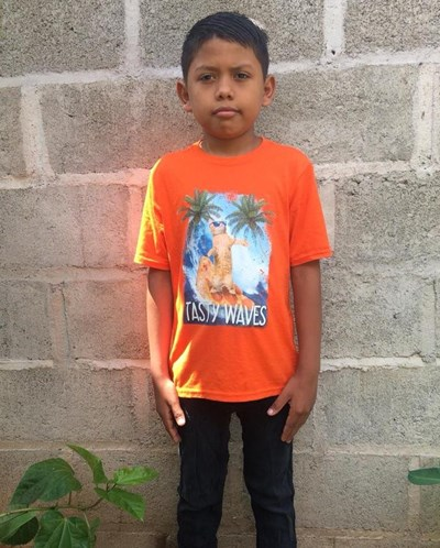 Help Abner Ivan by becoming a child sponsor. Sponsoring a child is a rewarding and heartwarming experience.