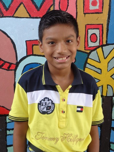 Help Josue Elio by becoming a child sponsor. Sponsoring a child is a rewarding and heartwarming experience.
