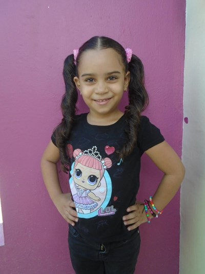 Help Adrianny Octavia by becoming a child sponsor. Sponsoring a child is a rewarding and heartwarming experience.