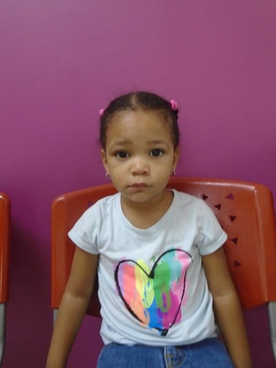 Help Yarelis Grissel by becoming a child sponsor. Sponsoring a child is a rewarding and heartwarming experience.