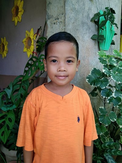Help Mark Kyle P. by becoming a child sponsor. Sponsoring a child is a rewarding and heartwarming experience.