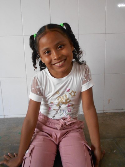 Help Keisy Tatiana by becoming a child sponsor. Sponsoring a child is a rewarding and heartwarming experience.