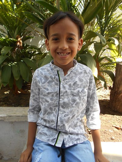 Help Jostin Andres by becoming a child sponsor. Sponsoring a child is a rewarding and heartwarming experience.