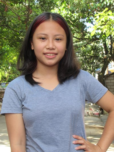 Help Jannelle M. by becoming a child sponsor. Sponsoring a child is a rewarding and heartwarming experience.