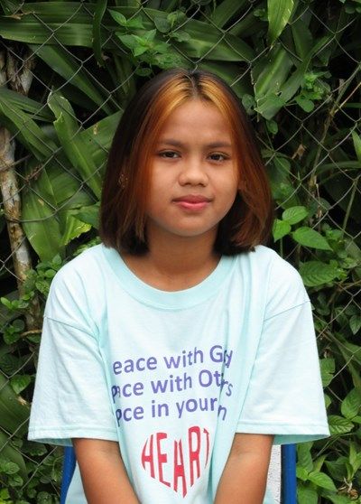Help Mica A. by becoming a child sponsor. Sponsoring a child is a rewarding and heartwarming experience.