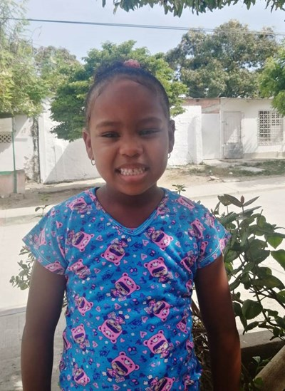 Help Nicole Daniela by becoming a child sponsor. Sponsoring a child is a rewarding and heartwarming experience.