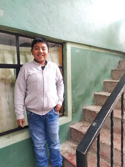 Help Sebastian Alexis by becoming a child sponsor. Sponsoring a child is a rewarding and heartwarming experience.
