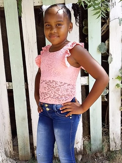 Help Katerin Paola by becoming a child sponsor. Sponsoring a child is a rewarding and heartwarming experience.