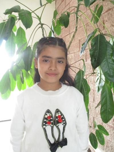 Help Itzel Jaquelin by becoming a child sponsor. Sponsoring a child is a rewarding and heartwarming experience.