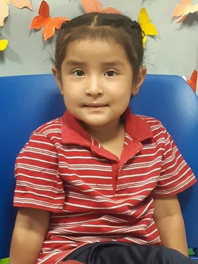 Help Cristal Sofia by becoming a child sponsor. Sponsoring a child is a rewarding and heartwarming experience.