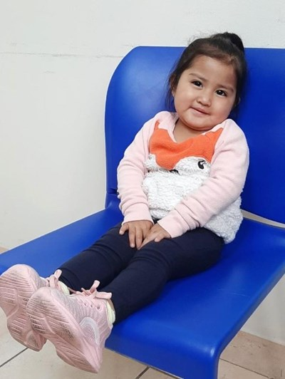 Help Genesis Irene by becoming a child sponsor. Sponsoring a child is a rewarding and heartwarming experience.