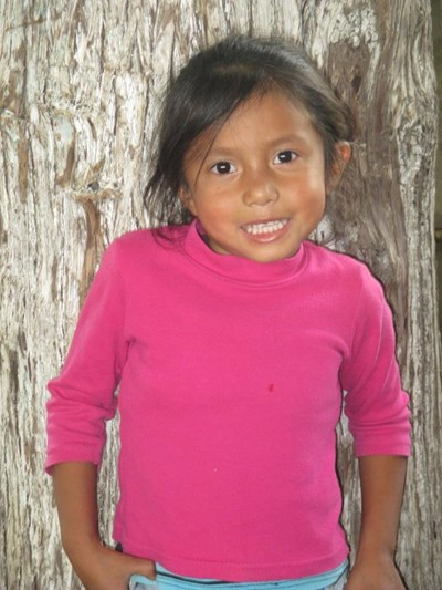 Help Britany Arely by becoming a child sponsor. Sponsoring a child is a rewarding and heartwarming experience.