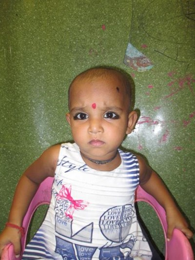 Help Chhavi by becoming a child sponsor. Sponsoring a child is a rewarding and heartwarming experience.