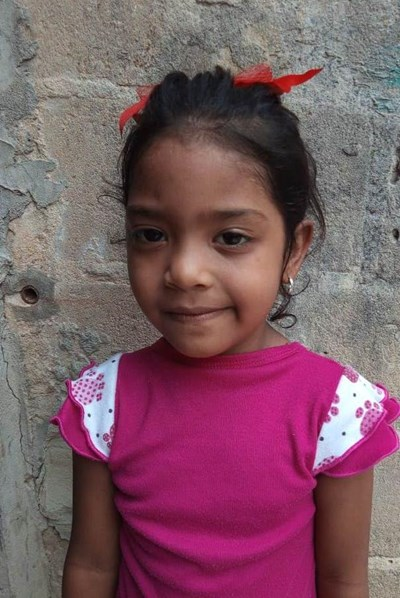 Help Nahia Nicol by becoming a child sponsor. Sponsoring a child is a rewarding and heartwarming experience.