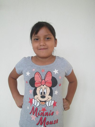 Help Britany Yamilet by becoming a child sponsor. Sponsoring a child is a rewarding and heartwarming experience.