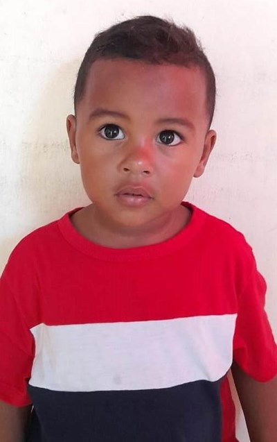 Help Adrian  Mathias by becoming a child sponsor. Sponsoring a child is a rewarding and heartwarming experience.