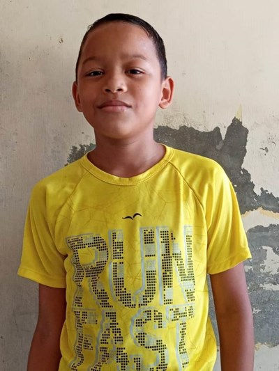 Help Jerson David by becoming a child sponsor. Sponsoring a child is a rewarding and heartwarming experience.