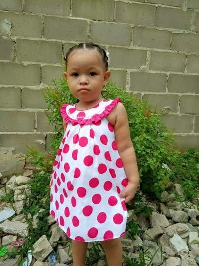 Help Kaytlin Daniela by becoming a child sponsor. Sponsoring a child is a rewarding and heartwarming experience.