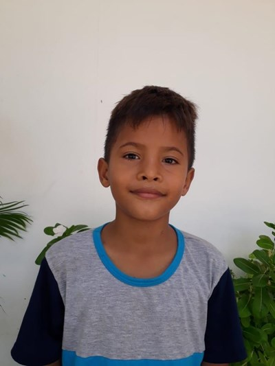Help Jose Dario by becoming a child sponsor. Sponsoring a child is a rewarding and heartwarming experience.