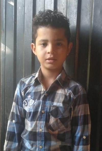 Help Sebastian by becoming a child sponsor. Sponsoring a child is a rewarding and heartwarming experience.