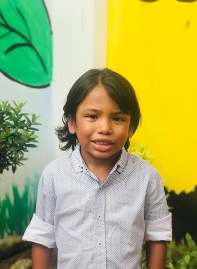 Help Hitan Josue by becoming a child sponsor. Sponsoring a child is a rewarding and heartwarming experience.