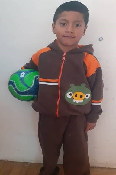 Help Pedro Joshue by becoming a child sponsor. Sponsoring a child is a rewarding and heartwarming experience.