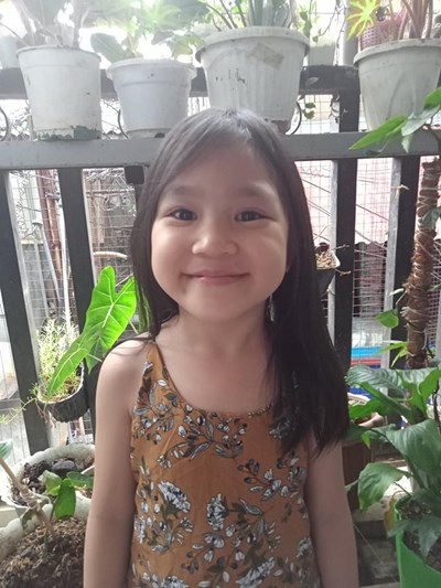 Help Angela O. by becoming a child sponsor. Sponsoring a child is a rewarding and heartwarming experience.
