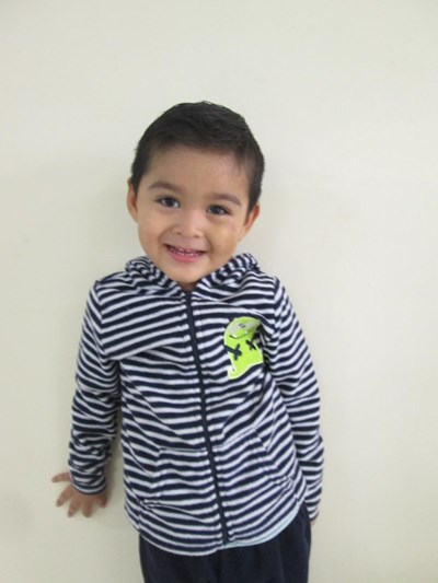 Help Leonardo Moisés by becoming a child sponsor. Sponsoring a child is a rewarding and heartwarming experience.