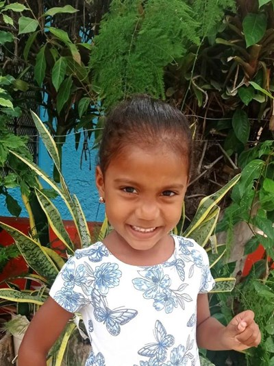 Help Caroline by becoming a child sponsor. Sponsoring a child is a rewarding and heartwarming experience.