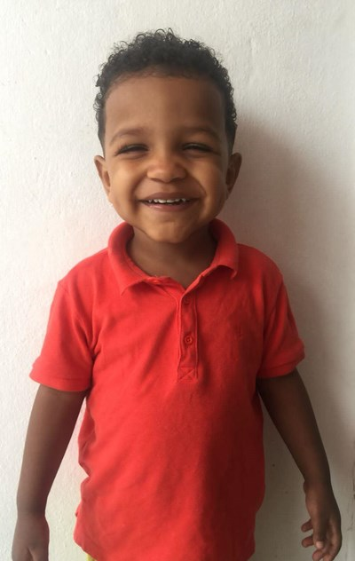 Help Leimel Ismael by becoming a child sponsor. Sponsoring a child is a rewarding and heartwarming experience.