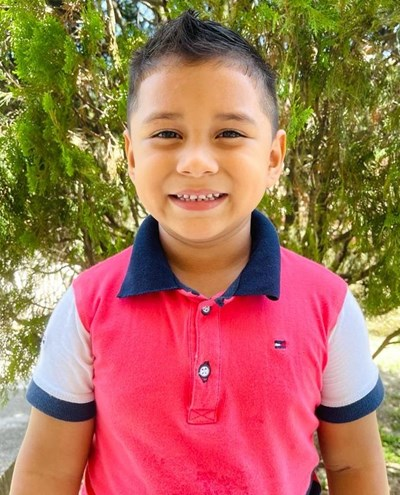 Help Dereck Jaciel by becoming a child sponsor. Sponsoring a child is a rewarding and heartwarming experience.