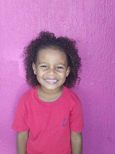 Help Jeidin Jose by becoming a child sponsor. Sponsoring a child is a rewarding and heartwarming experience.