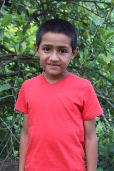 Help Jose Aaron by becoming a child sponsor. Sponsoring a child is a rewarding and heartwarming experience.