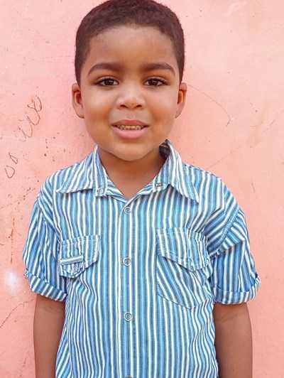 Help Alex Jose by becoming a child sponsor. Sponsoring a child is a rewarding and heartwarming experience.