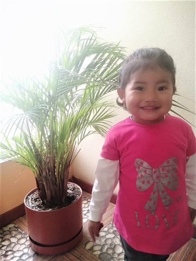 Help Yarely Sarahi by becoming a child sponsor. Sponsoring a child is a rewarding and heartwarming experience.