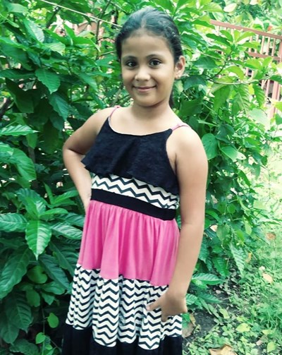 Help Crysteel Valeria by becoming a child sponsor. Sponsoring a child is a rewarding and heartwarming experience.