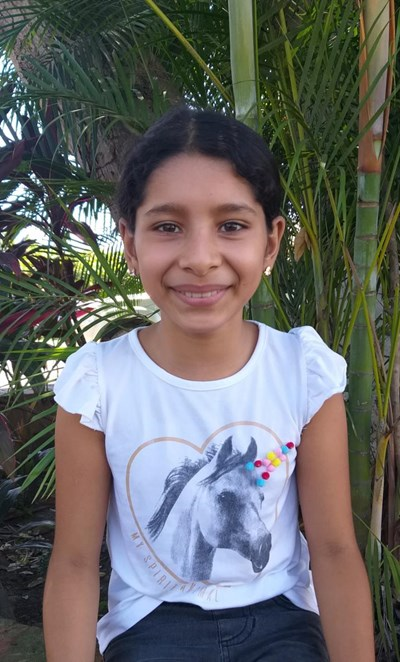 Help Ruby Michelle by becoming a child sponsor. Sponsoring a child is a rewarding and heartwarming experience.