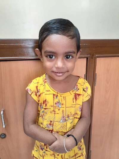 Help Barsha by becoming a child sponsor. Sponsoring a child is a rewarding and heartwarming experience.