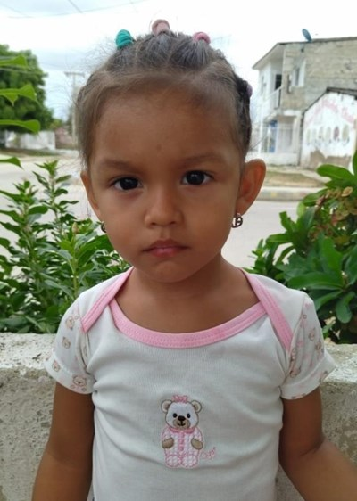 Help Eimy Saray by becoming a child sponsor. Sponsoring a child is a rewarding and heartwarming experience.