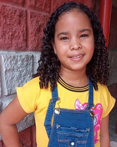 Help Maria Alejandra by becoming a child sponsor. Sponsoring a child is a rewarding and heartwarming experience.