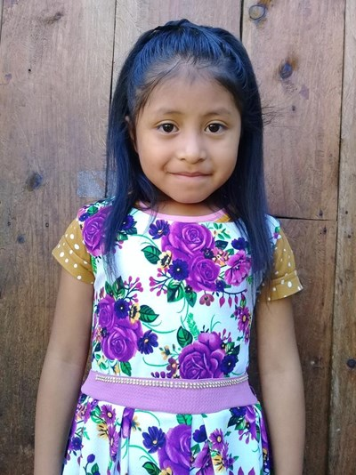 Help Heidy Arely by becoming a child sponsor. Sponsoring a child is a rewarding and heartwarming experience.