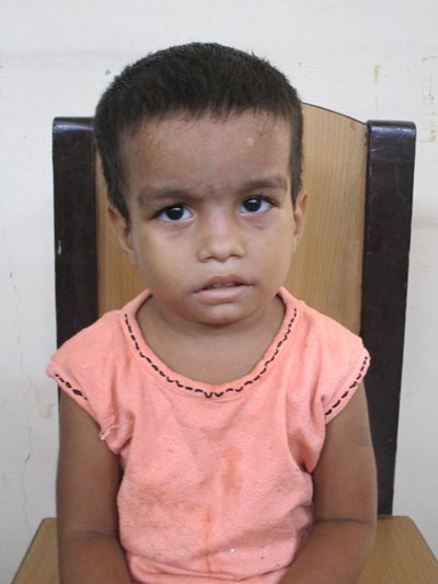 Help Aayeesha by becoming a child sponsor. Sponsoring a child is a rewarding and heartwarming experience.